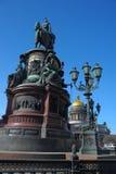 st petersburg города собора Стоковое Изображение