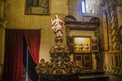 st petersburg мечети части декора собора керамический Стоковое Фото