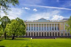 st petersburg музея русский Стоковое Фото