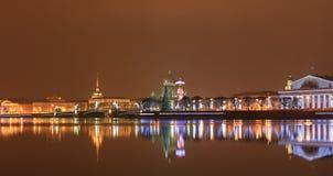 st petersburg ночи Стоковое Изображение RF