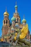 st petersburg России Стоковые Фотографии RF