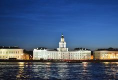 St Petersburg stock foto's