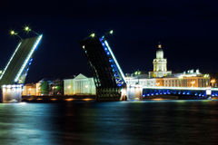 St. - Petersburg Royalty-vrije Stock Foto's