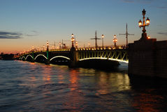 St Petersburg Stock Images