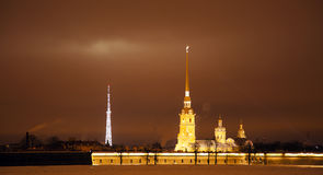 St. petersburg Stock Photography