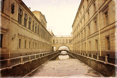St Petersburg stock abbildung