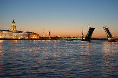 St.-Petersburg Stock Photography