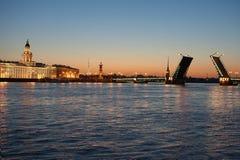 St.-Petersburg Stock Photography