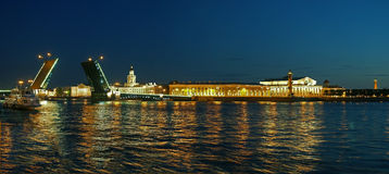 St.-Petersburg Royalty Free Stock Images