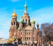 St. Petersburg zdjęcia stock
