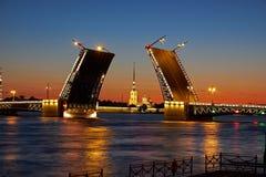 St Petersburg Fotografia Stock
