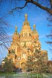 St Petersburg royalty-vrije stock afbeelding
