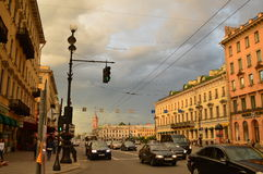 St Petersburg Photo stock