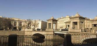 St Petersburg Stockbild