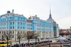 St Petersburg stock afbeelding