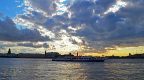 St Petersburg Photographie stock libre de droits