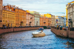 St Petersburg Foto de Stock Royalty Free