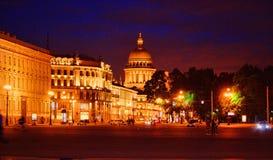 St Petersburg Images stock