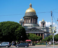 St Petersburg Photographie stock libre de droits