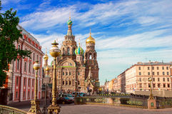 St Petersburg Obrazy Royalty Free