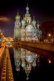 St Petersburg royalty-vrije stock afbeeldingen
