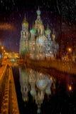 St Petersburg stock afbeeldingen