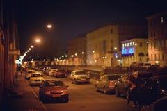 St Petersburg Royaltyfri Fotografi