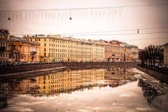 St Petersburg Royaltyfria Foton