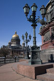 St.Petersburg Royalty Free Stock Photography