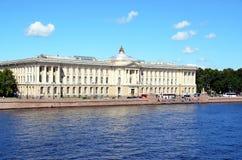 St. Petersburg Academy of Arts Stock Photos
