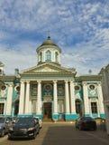 St. Petersburg, Armenian church of St. Ekaterina Stock Photos