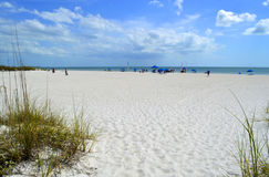 St Petersburg Beach Florida Royalty Free Stock Photography