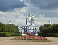 St. Petersburg, cathedral Royalty Free Stock Photo