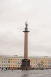St. Petersburg Central area Stock Image