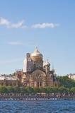 St. Petersburg. Church of  Assumption Stock Photos