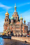 St.Petersburg stock photo