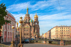 St petersburg Royalty Free Stock Photo