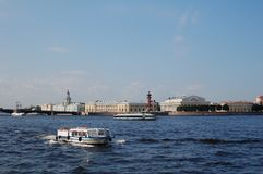 St. Petersburg city Stock Photos