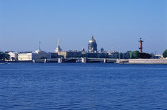 St.Petersburg city Royalty Free Stock Image