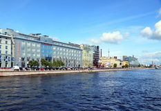 St. Petersburg, city views Royalty Free Stock Photos