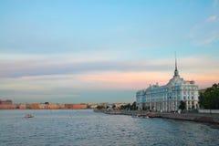 St. Petersburg, cityscape Stock Photo