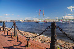 St. Petersburg, cityscape Stock Images