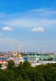St Petersburg de arriba Imagenes de archivo