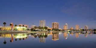 St. Petersburg, Florida Royalty Free Stock Photography