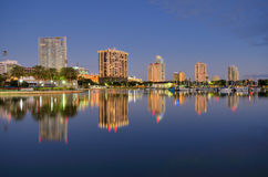 St. Petersburg, Florida Royalty Free Stock Image