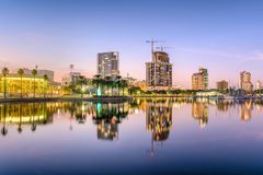 St. Petersburg, Florida Skyline Stock Photos