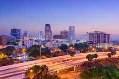 St. Petersburg Florida Stock Images