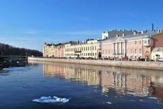 St.Petersburg. Fontanka Royalty Free Stock Photo