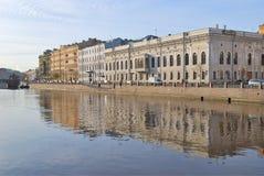 St. Petersburg. Fontanka Stock Photo