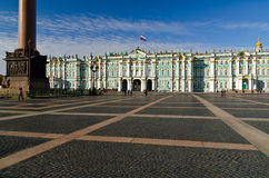 St. Petersburg, The Hermitage Museum royalty free stock photo
